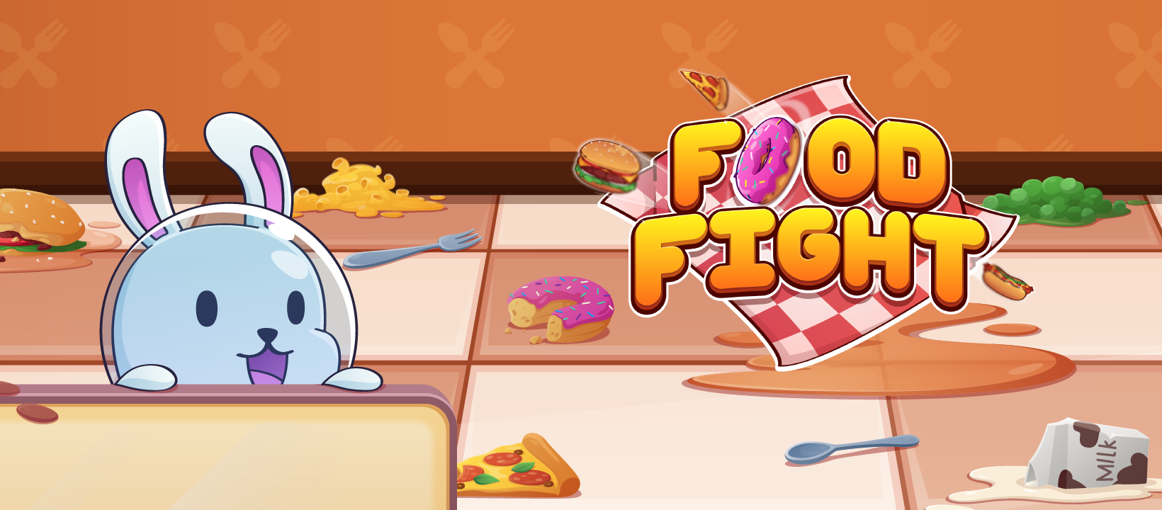 Food Fight Main Banner